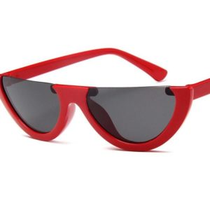 Vintage Sunglasses- Red