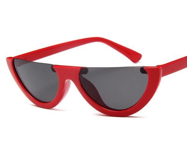 Vintage Sunglasses- Red